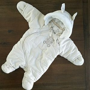 NWOT Baby infant snow suit